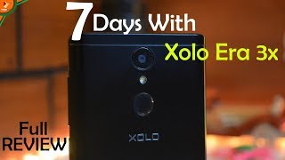 Xolo Era 3x Full Indepth Review After 7 Days Of Use | Data Dock