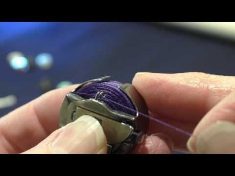APQS longarm quilting tips Bobbin case care and tension adjustment