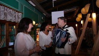 Tydinge fredagsdans den 28 april 2017 musik Matz Bladhs