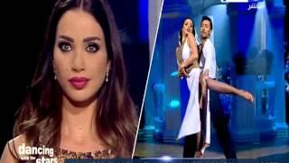 DWTS - Season 3 – Episode 4  - Dalida Khalil    رقص النجوم - الموسم الثالث - داليدا خليل