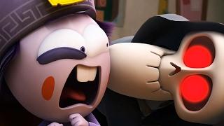 Spookiz Temporada 1- EL TEST DEL MAESTRO | Dibujos animados para niños | WildBrain