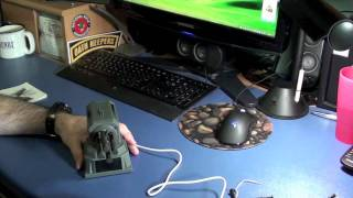 Brookstone USB Missile Launcher