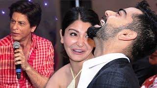 Shahrukh Khan FUNNY Reaction On Virat Kohli 0 Runs
