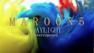 Maroon 5  Daylight Hd Lyrics