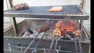 OKSn'B visits Black Hole BBQ