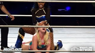 [FULL MATCH] Laynie Luck vs Sahara Seven - Ladies Night Out