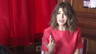 المطربة سميرة سعيد : الموسيقى التركية ساحرة وأنتظر بصمتها في مشواري
