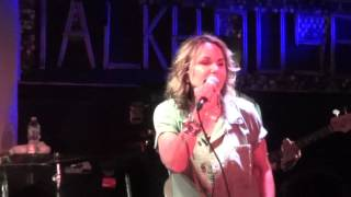 Patty Smyth Warrior 8/26/16 Stephen Talkhouse