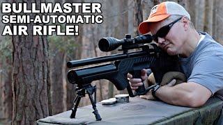 BullMaster Semi-Auto Air Rifle! HatsanUSA