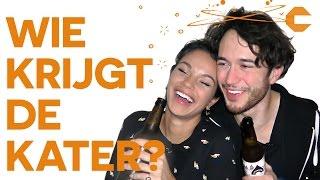 Monica Geuze en Thomas Cox HALEN NACHTJE DOOR op KATERVRIJ BIER! - CONCENTRATE Vrij Barkie #1