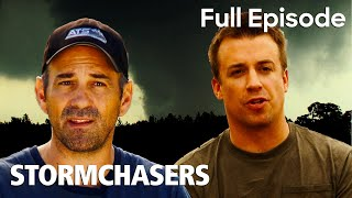 Dixie Alley Outbreak | Storm Chasers (Full Episode)