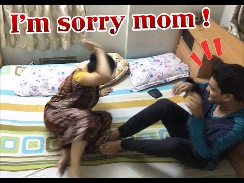 Download Crazy Condom Prank On Indian Mom
