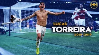 This Is Why Lucas Torreira Is An Absolute Bargain For Arsenal - 2018/2019