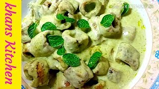 Homemade seekh Kabab with gravy / kebab in bechamel sauce with Indian tadka / by khans Kitchen