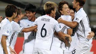 Vietnam vs Japan (AFC U-19 Championship 2016: Semi-finals)