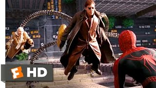 Spider-Man 2 - Aunt May in Peril Scene (3/10) | Movieclips