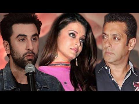 Ranbir Kapoor TALKS About Salman Khan & Aishwarya Rai Bachchan's ROMANCE & CHEMISTRY
