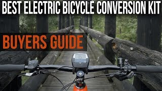Best Electric Bicycle Conversion Kits of 2019 - Electric Wheel -  Modwheel Buyers Guide
