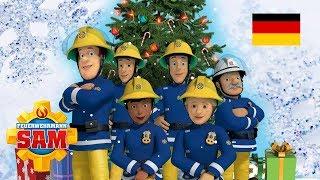 Feuerwehrmann Sam Deutsch Neue Folgen ❄️ Zu viel des Guten🎄 Weihnachten Compilation 🚒 Kinderfilme