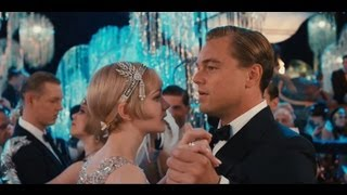 Great Gatsby Movie Clips - Jay and Daisy Fall In Love!