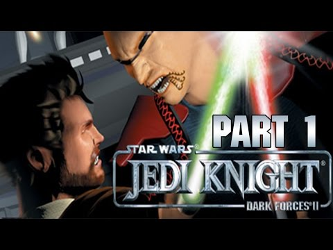 Star Wars Jedi Knight: Dark Forces 2 - Let's Play - Part 1 -