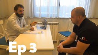 Refacere  unui Campion - Episodul 3 - Medy Sportline (Dr. Vasile Osean)