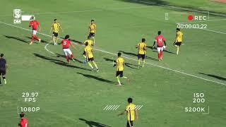 أهداف مباراة الأهلي ونجوم السادات ٧-صفر