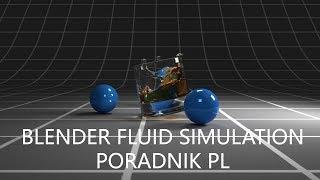 BLENDER 2 79 FLUID SIMULATION PORADNIK PL