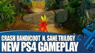 Crash Bandicoot N. Sane Trilogy PS4 Gameplay