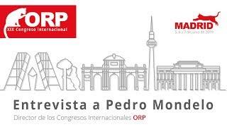 Entrevista A Pedro Mondelo ➡️ DIRECTOR DE ORP