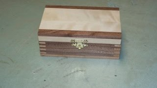Making Small Jewelry Boxes