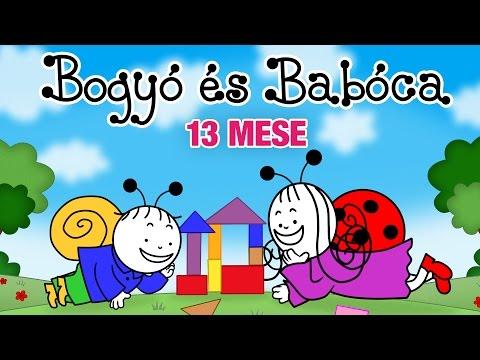 Bogyó és Babóca 13 mese előzetes 2010