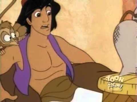 Aladdin  Raiders of the Lost Shark