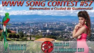 WWW Song Contest #57 - 2nd Semi Final Recap
