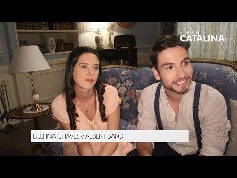 Xxx Mp4 Delfina Chaves Y Albert Baró Hablan De Quot Argentina Tierra De Amor Y Venganza Quot 3gp Sex