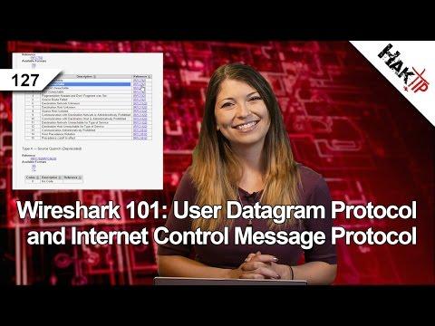 Wireshark 101: User Datagram Protocol and Internet Control Message Protocol, Haktip 127