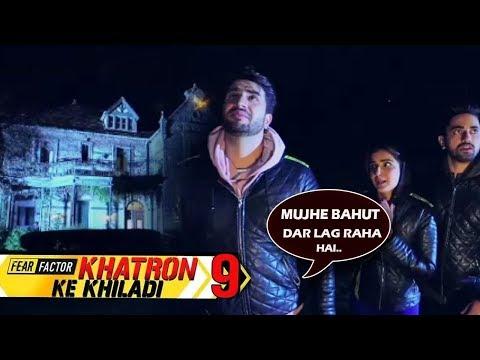 Xxx Mp4 Khatron Ke Khiladi 9 Aly Goni Jasmin Bhasin Zain Imam Enter Haunted House Spooky Task Ahead 3gp Sex