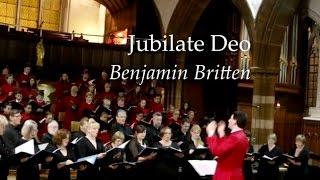 JUBILATE DEO in C - Benjamin Britten