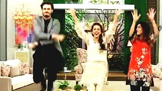 Download Stunning Osman Khalid Butt & Ainy Jaffri dancing on Balu Mahi Song 3Gp Mp4