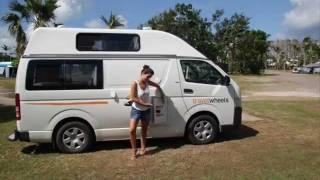 Pimp my Campervan -  Stop motion