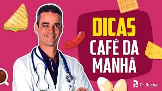 Dicas para o Café da Manhã Para Diabéticos   Dr. Rocha