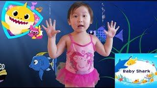 Cutest Baby Shark Animal Dance Song   Children's Dance Song   Nursery Rhyme