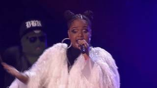 Shekinah Performs at the MTV Africa Music Awards