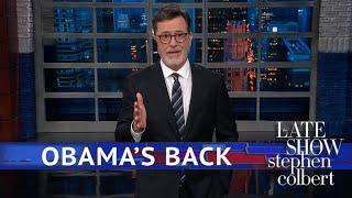 Obama Speaks Out,