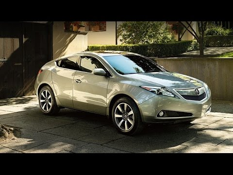 2017 Acura ZDX Review