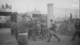 Port Said 1956 ポートサイド (Suez Crisis)