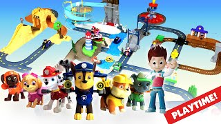 🐾 PAW PATROL Roll Patrol 8 Sets in 1 Storytime Playtime BIGGEST TRACK EVER || Keith