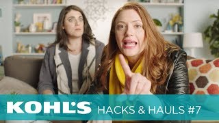 Tips To Avoid Manic Mornings | Hacks & Hauls | Kohl's
