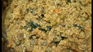 Kadambam Rice recipe in tamil in AathuSamayal/Lunch box recipe/Video 145th recipe/eng description