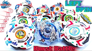 Lost Luinor .N.Sp vs Dragoon S, F, V, V2, G, GT, MS, MSUV - Lui vs Tyson -Beyblade Burst Longinus L2